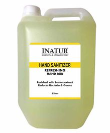 Inatur Refreshing Hand Sanitizer - 5 Litre