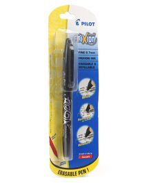 Pilot Frixion Roller Ball Pen - Black