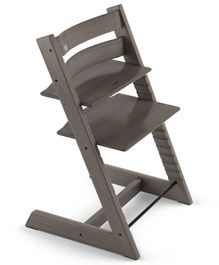 Stokke Tripp Trapp Chair - Dark Grey