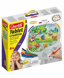 Toy Kraft Magnetic Tablet Creativo - Multicolor