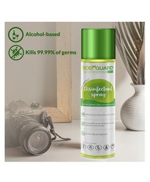 BodyGuard Multipurpose Alcohol Based Disinfectant Spray - 300 ml
