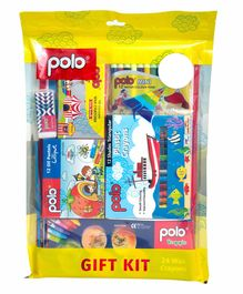 Polo Young Artist Coloring Gift Set Pack of 1 - 8 Pieces