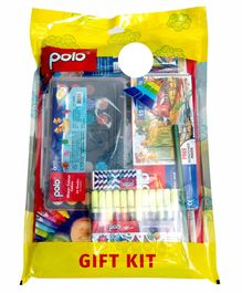 Polo Color and Paint Gift Set Pack of 1 - 8 Pieces