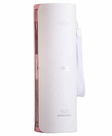 59S Ultraviolet LED Bottle Sterilizer - Pink