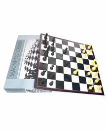 Muren Magnetic Chess Board Game - Black White
