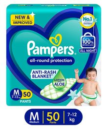 Pampers Diaper Pants Medium - 50 Pieces