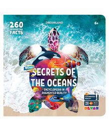 Dreamland Publications Secrets of the Oceans Wow Encyclopedia in Augmented Reality - English