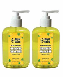 Royal Guard Moisturising  Hand Wash Pack of 2 -  280 ml Each
