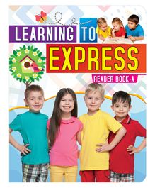 Dreamland Publications Learning to Express Reader Book A - English