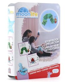 Moonlite Storybook Projector with Reels - Blue