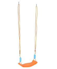 Lovely Ryder Swing with Adjustable Height -Orange