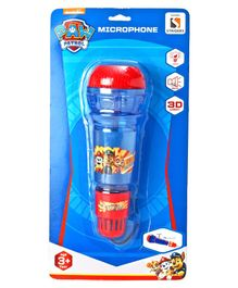 Paw Patrol Echo Microphone - Blue Red