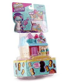 Shopkins Lil' Secrets Secret Shop Sprinkles Surprise Bakery Set - Multicolor