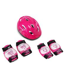Hamleys Extra Small Size Moov N Go Protection Set - Pink