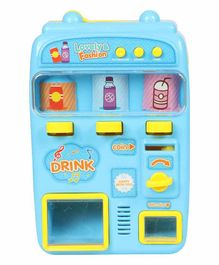 Planet of Toys Fully Functional Vending Machine Toy - Blue