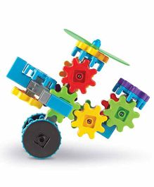 Learning Resources Gears Building Set Multicolor - 42 Pieces