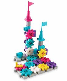 Learning Resources Gears! Gears! Gears! Castlegears Kit Multicolor - 38 Pieces