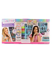 Make It Real Mega Jewellery Making Set - Multicolor