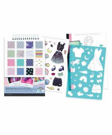 Make It Real Pastel Pop Sketchbook - 105 Pieces