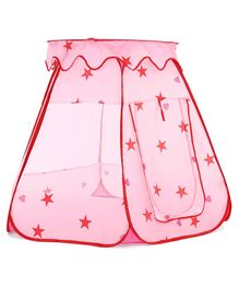 Kids Zone Queen Tent House - Pink