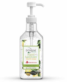Donum Naturals Alcohol Based Hand Sanitizer - 750 ml