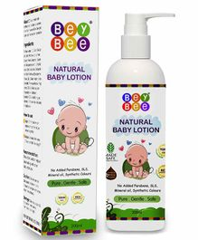 BeyBee Natural Summer Lotion - 200 ml
