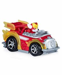 Paw Patrol Die-Cast Mighty Marshall Vehicle - Red