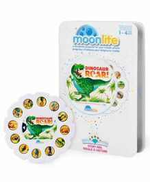 Moonlite Dinosaur Roar Single Story Reel - Multicolour