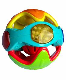 Yamama Ball Rattle with Music & Light - Multicolor