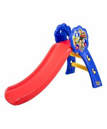 Kiddie Fun Slide Chhota Bheem Print - Multicolor