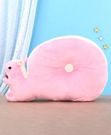 Toytales Squirrel Shaped Cushion - Pink