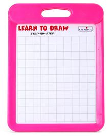 Creative Learn To Draw - Pink