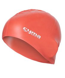 The Sandbox Clothing Co Silicon Swimming Cap - Red