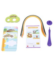Quill On Spyrosity Yummy Treats Kit - Multicolour