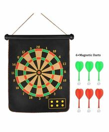 Muren  Dartboard Double Side Game - Multicolor