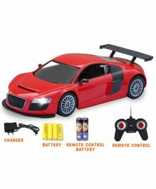 Fiddlerz Remote Control Sports Racing Car(Color May Vary)