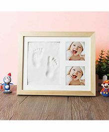 Mold Your Memories Imprint Frame With Clay - Golden