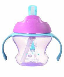 Tommee Tippee First Straw Cup Pink - 150 ml
