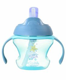 Tommee Tippee First Straw Cup Blue - 150 ml