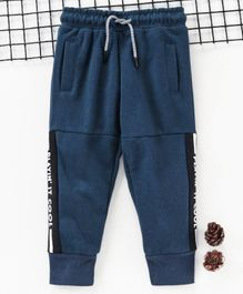 Fox Baby Full Length Lounge Pant - Navy