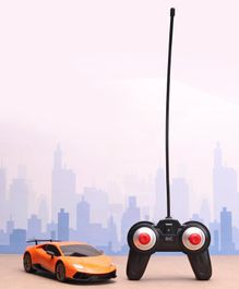 TurboS Remote Controlled Lamborghini Car - Orange