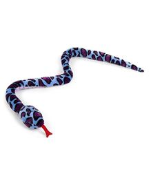 Fuzzbuzz Snake Plush Toy Purple - Length 165cm