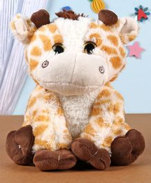 Fuzzbuzz Sitting Giraffe - Height 25 cm