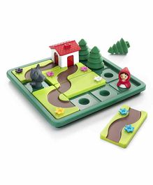 Smart Games Little Red Riding Hood Deluxe Game Board - Multicolour