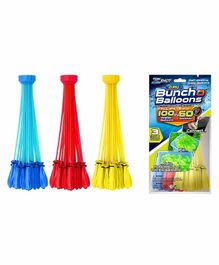 Zuru Bunch O Balloons Water Balloons - Pack of 100 (Color May Vary)