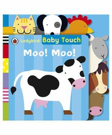 Penguin UK Baby Touch Moo! Moo! Tab Book - English