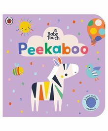 Penguin UK Baby Touch Peekaboo - English