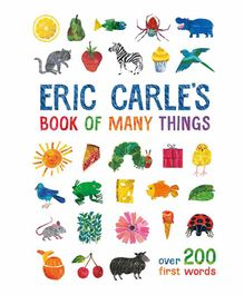Penguin UK Eric Carle's Book of Many Things - English