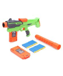 Buzz Bee Air Warriors Eradicator Blaster Toy Gun - Multicolor