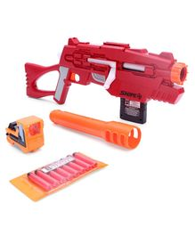 Buzz Bee Air Warriors Snipe Blaster Toy Gun - Multticolor